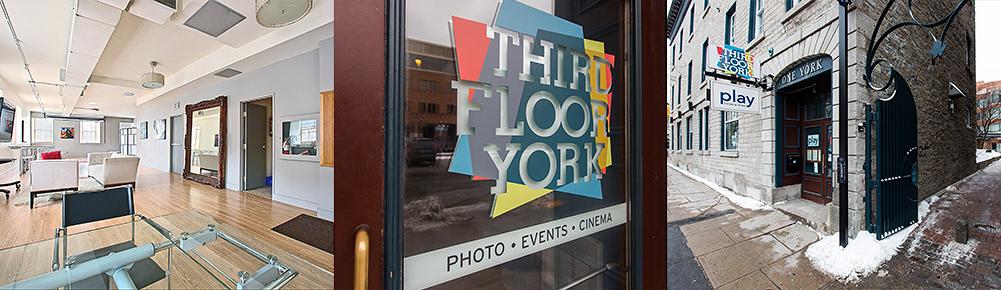 Third Floor York Studio Ottawa