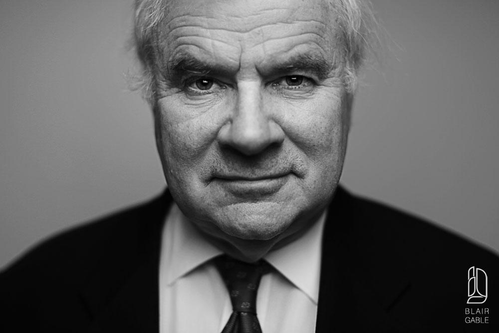 Former Speaker Peter Milliken