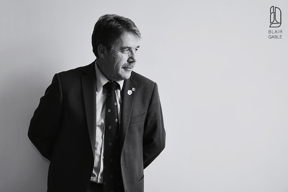 NDP MP Peter Stoffer