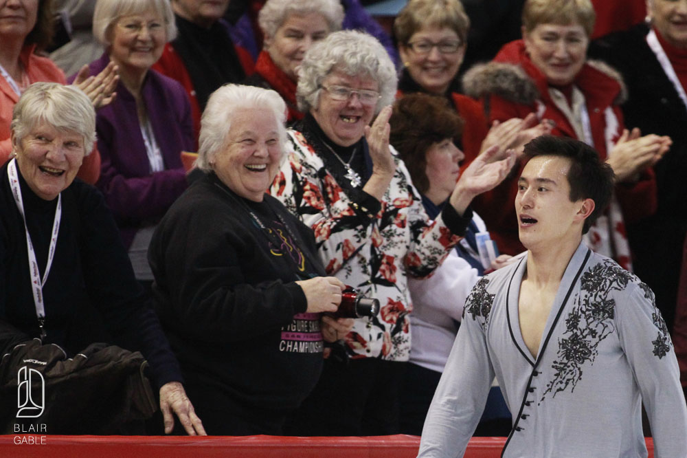 Olympic Figure Skater Patrick Chan (15)