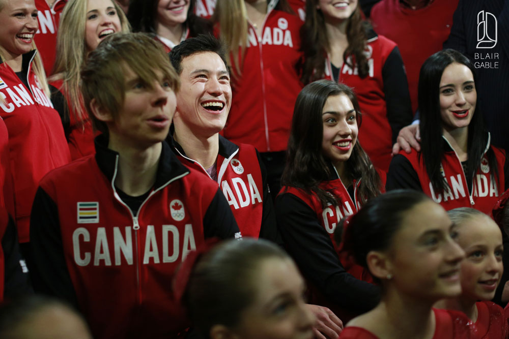 Olympic Figure Skater Patrick Chan (18)