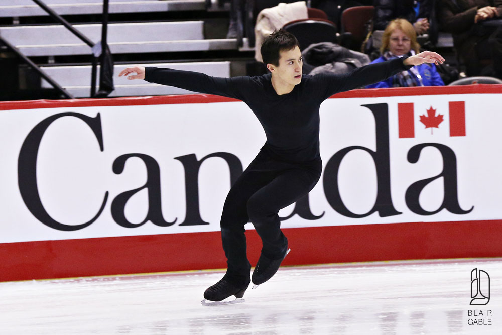 Olympic Figure Skater Patrick Chan (13)