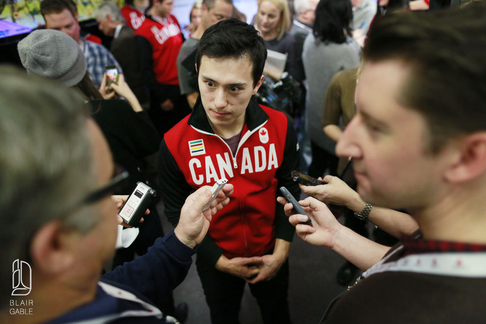 Olympic Figure Skater Patrick Chan (8)