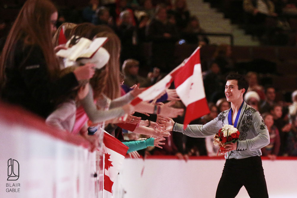 Olympic Figure Skater Patrick Chan (3)