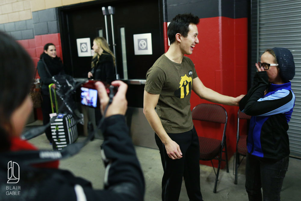 Olympic Figure Skater Patrick Chan (2)