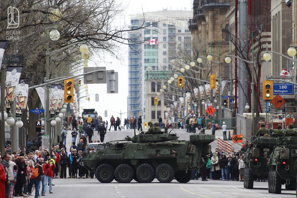 Canada's National Day of Honour