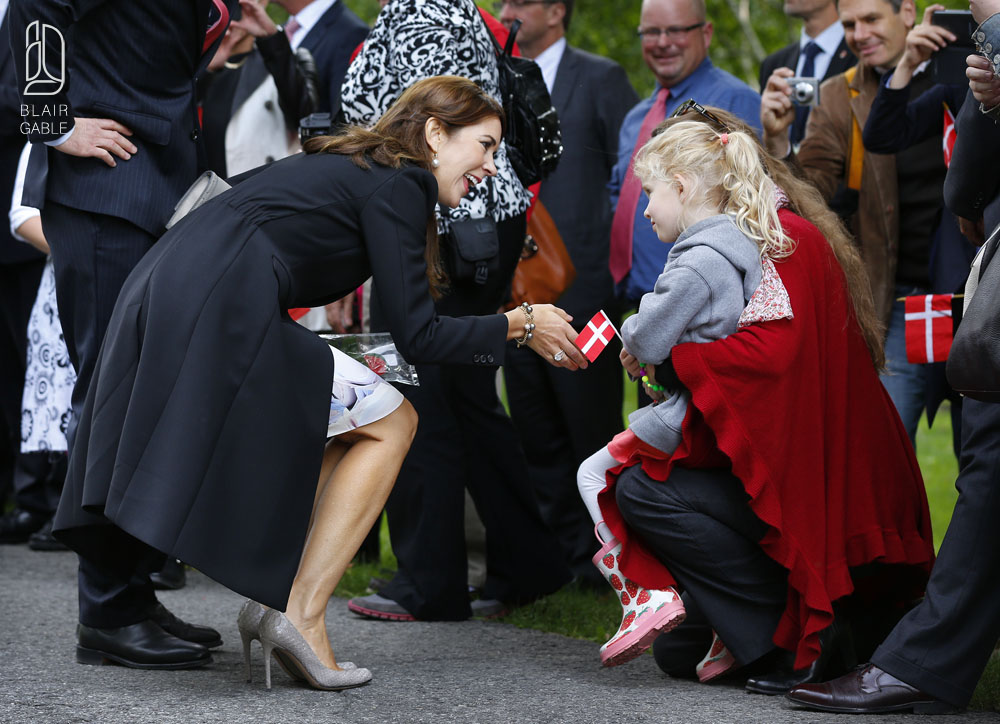 Danish Princess Mary