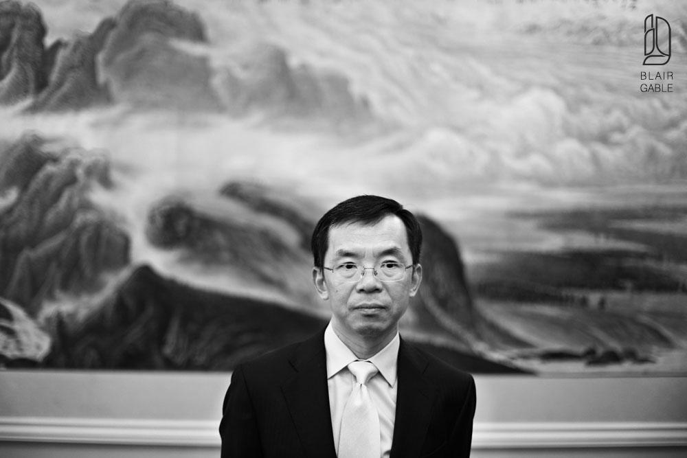 Image result for Lu Shaye, China's ambassador to Canada