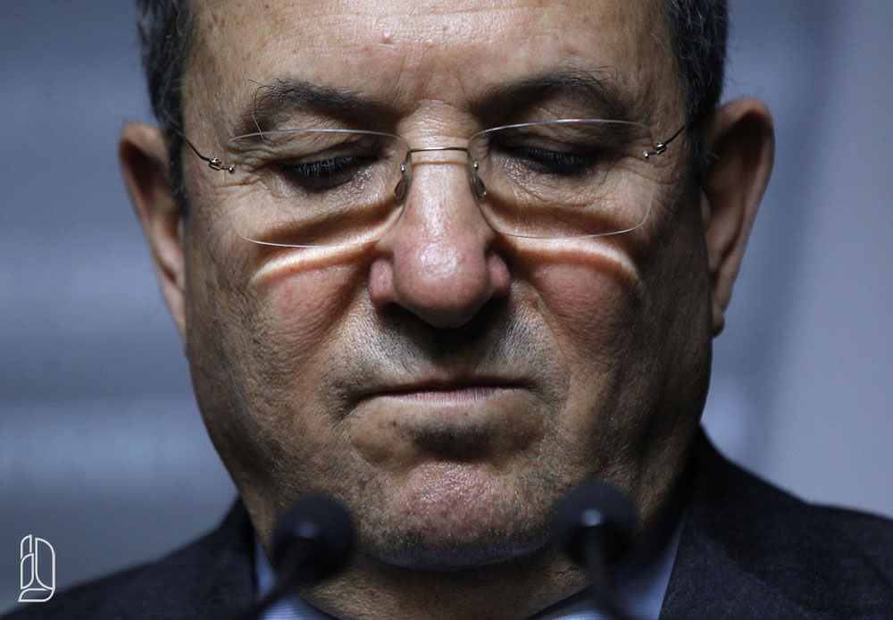 Israel's Defence Minister Barak in Ottawa