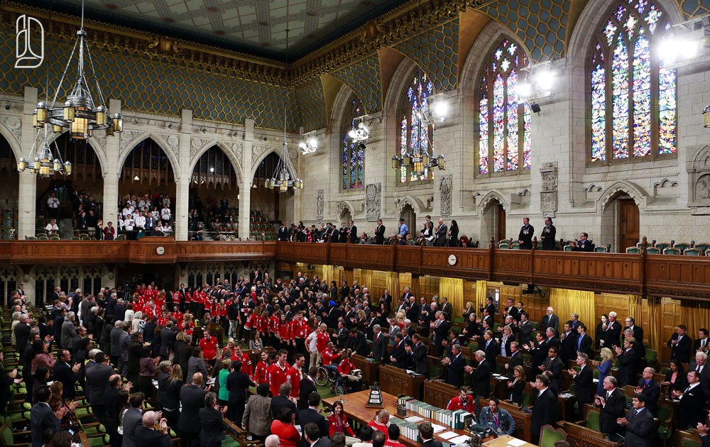 Canadian Olympians and Paralympians are recognized in the House of Commons