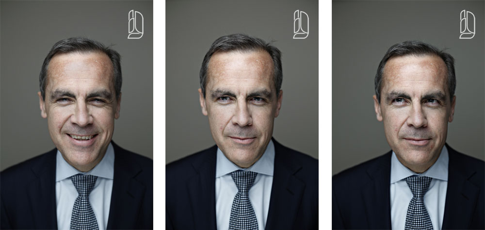 Mark Carney Chairman of the Financial Stability Board